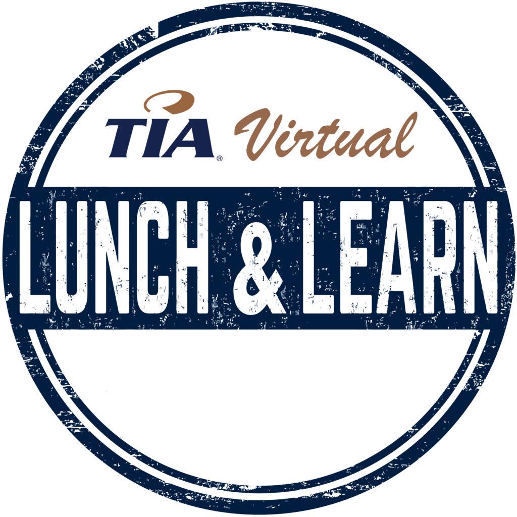 TIA Virtual Lunch & Learn Logo