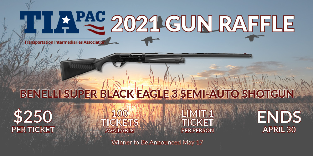 Raffle tickets are $250, with a limit of 1 ticket per person. Additionally, the raffle is limited to a total of 100 tickets, so be sure to act fast to ensure your shot! The raffle will close on April 30 and the winner will be announced at the TIAPAC event on May 17, 2021, at the 2021 Capital Ideas Conference & Exhibition in Phoenix, Arizona.