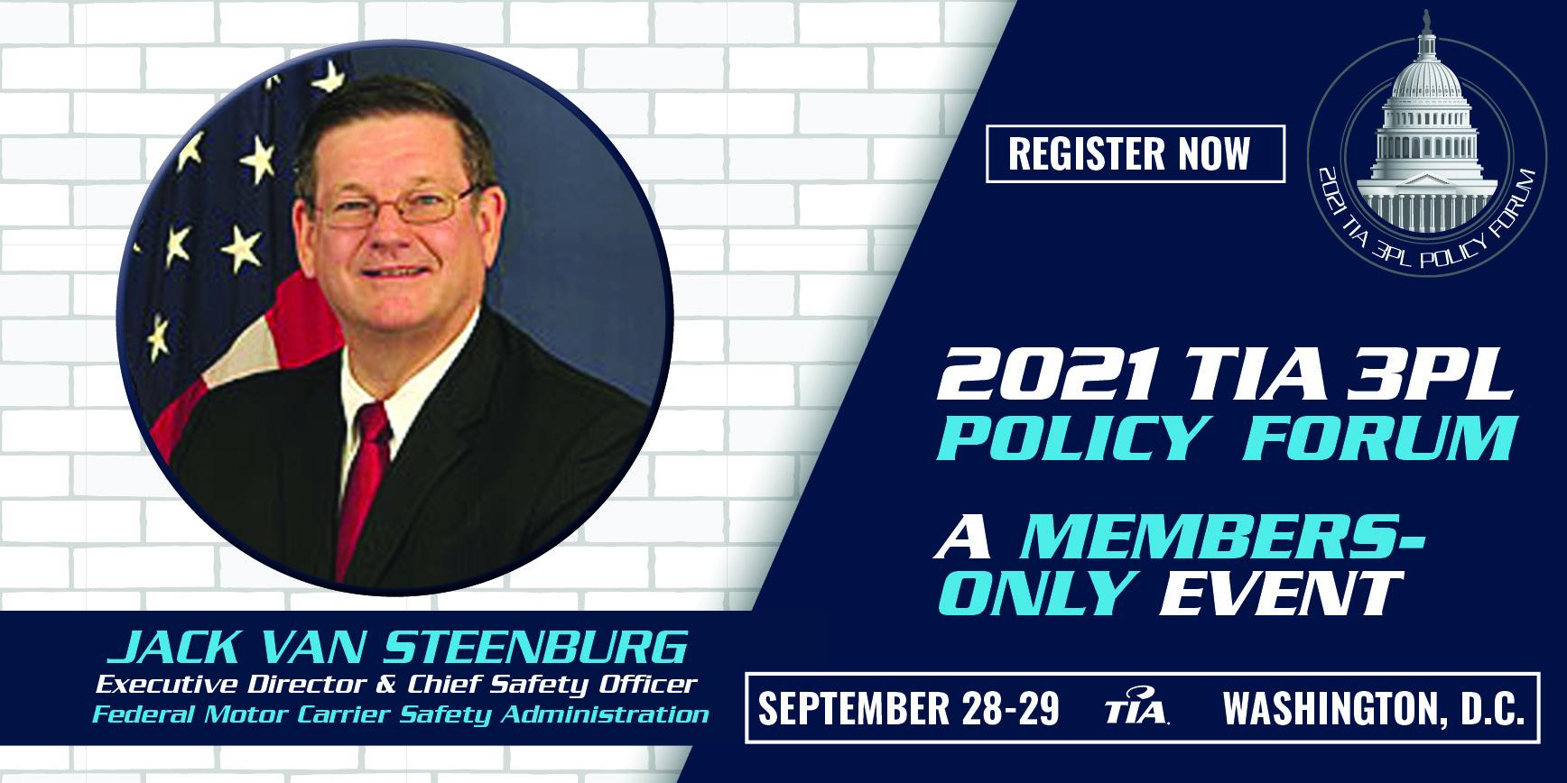 2021 Policy Forum Social (Van Steenburg)